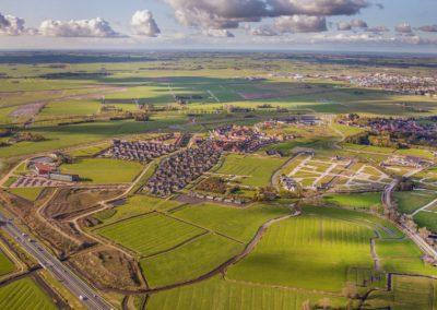 Gebiedsontwikkeling Unia te Leeuwarden